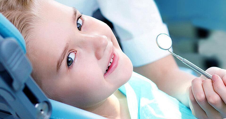 طب اسنان أطفال